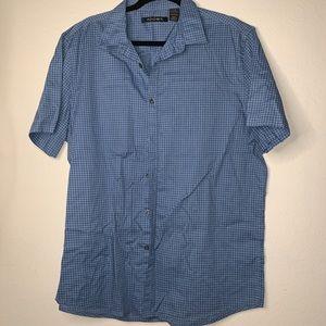 3/$20🔥Axist blue button down shirt